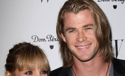 Chris Hemsworth and Elsa Pataky: Expecting!