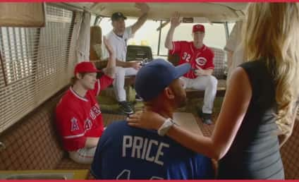"Kate Upton Shows Off ""Finger Mechanics"" in MLB 2K12 Ad"