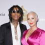 Amber Rose and Wiz Khalifa Header