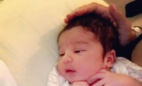 Dream Kardashian's Video Debut!