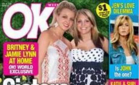 Jamie Lynn Spears, Britney Spears OK!
