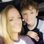 Maci Bookout with Bentley Edwards