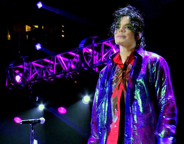 Michael Jackson This Is It Photo