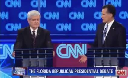 Florida Republican Debate Highlights: Mitt Fends Off Newt, Ron Paul & Rick Santorum Shine