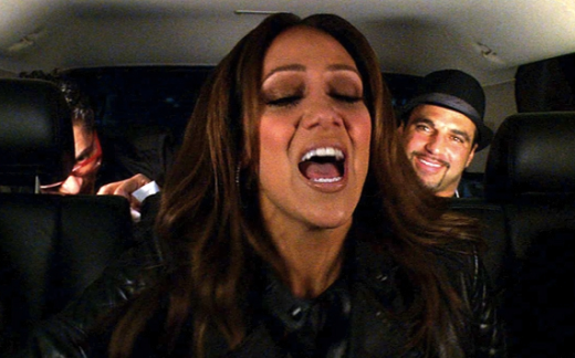 Melissa Gorga Continues To Sing
