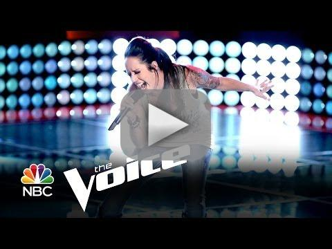Kat Perkins: 'Gold Dust Woman' (The Voice Audition)