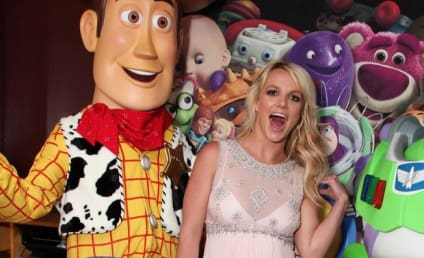 Britney Spears, Paris Hilton Party All Weekend