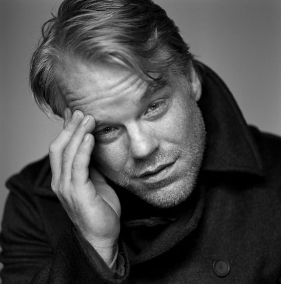 Young Philip Seymour Hoffman