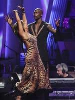 Cheryl Burke and Chad Ochocinco Pic