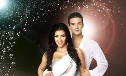 Dancing with the Stars Promo Pic: Kim Kardashian and Mark Ballas