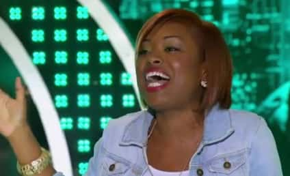 Seretha Guinn Sings Fresh Prince Theme Song, Receives Ticket to Hollywood