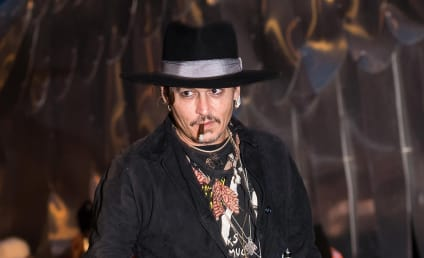 Johnny Depp Apologizes for Donald Trump Death Threat