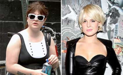 Kelly Osbourne Loses Weight, Gains Publicity