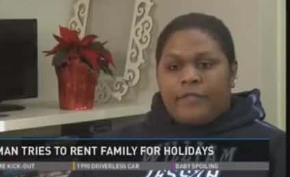 Woman, Lonely and Abused as Child, Posts Craigslist Ad to Rent Family For Holidays