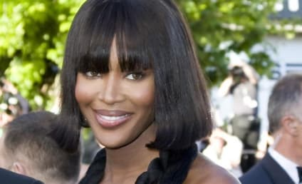 Floored: Naomi Campbell Sentenced to Mop Duty