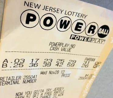 Powerball Jackpot Numbers