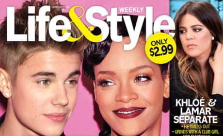 Did Justin Bieber and Rihanna get it on?