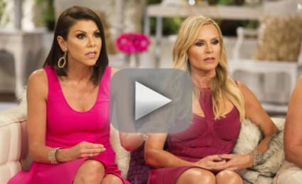 The Real Housewives of Orange County Reunion Recap: Kelly Dodd in the Crossfire