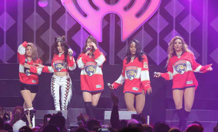 Camila Cabello with Fifth Harmony: See the Final Performance!
