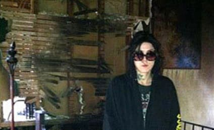 Kat Von D Loses Cat, Home in Fire