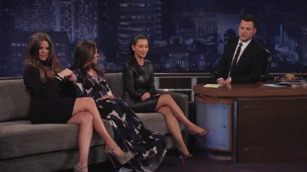 Kim kardashian kourtney kardashian and khloe kardashian for Living with the kardashians full episodes