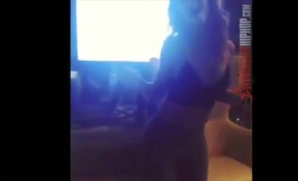 Rihanna: Twerking Out to Drake in New Instagram Video!