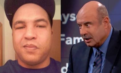 Dr. Phil Runs Into Skateboarding Bodybuilder With Car