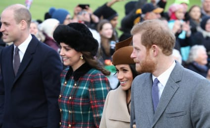 A Royal Christmas: Meghan! Harry! Kate! William! Together!