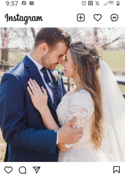 Jed Duggar Married!