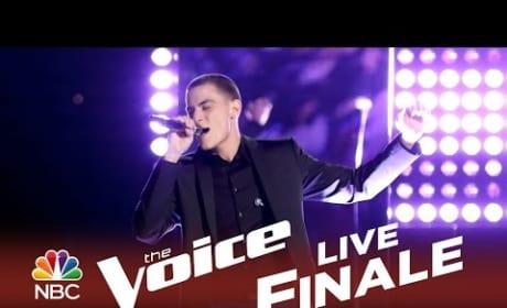 Chris Jamison - Velvet (The Voice Finals)