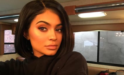 Kylie Jenner Reveals Edgy New Lip Kit Shade!