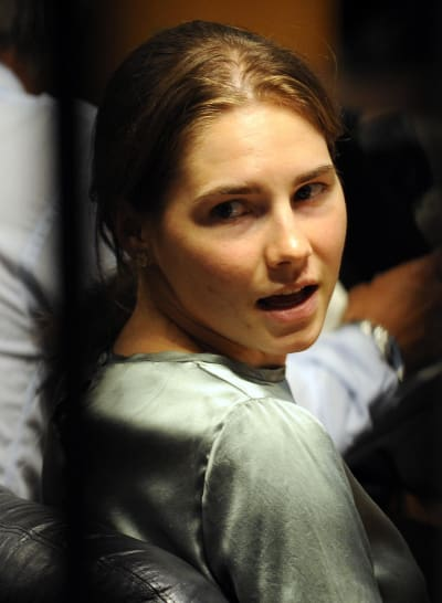 Amanda Knox Pic