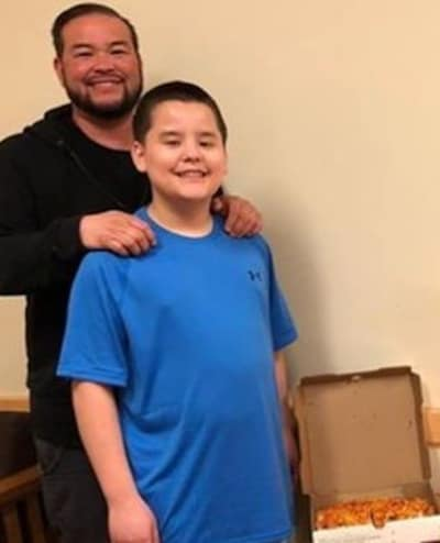 Jon Gosselin, Son