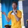 Prince Harry Likes Cricket