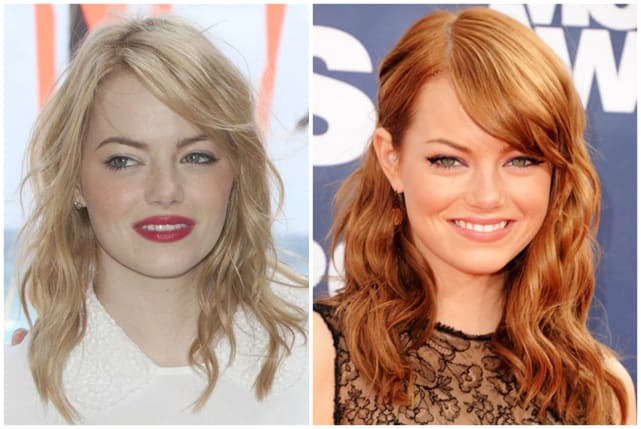 15 Stars Who Fake Their Natural Hair Color - The Hollywood Gossip