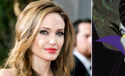 Angelina Jolie on Maleficent Role: She's a Great Person!