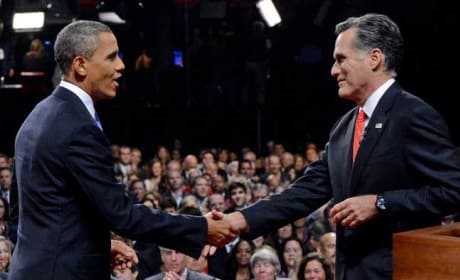 Obama and Romney Debate