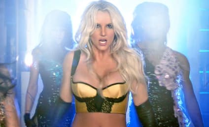 """Britney Spears """"Work Bitch"""" Video: Banned in the UK!"""