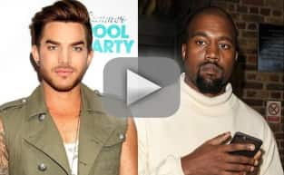 Kanye West vs. Adam Lambert: Who's the Better Queen?