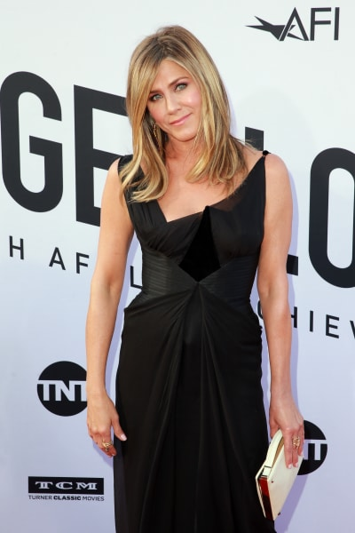 Jennifer Aniston on a Red Carpet
