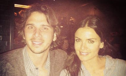 Ben Flajnik and Courtney Robertson: First Public Pic!