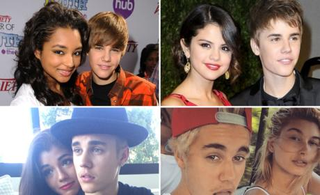 Justin Bieber: A Chronological List of 30 Women Who Slept With Him For Some Reason