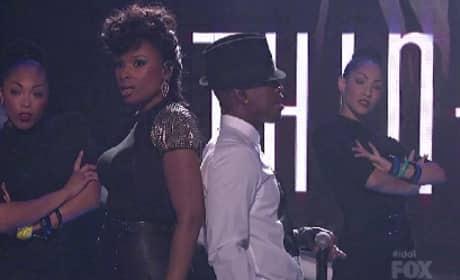 "Jennifer Hudson & Ne-Yo - ""Think Like A Man"" (American Idol Results Show)"