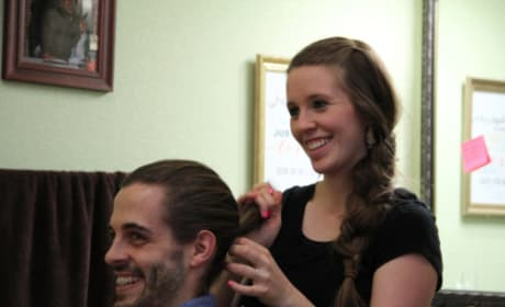 A Haircut For Derick Dillard