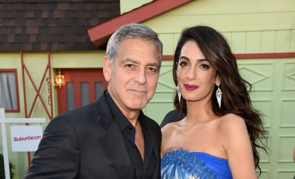 George Clooney Donates $500,000 to Gun Control Movement