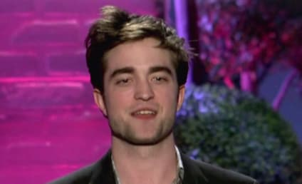 Robert Pattinson on Edward Cullen, Twilight Hysteria and More!