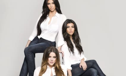 Kim, Kourtney and Khloe to Kome Out with Makeup Line