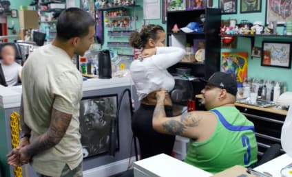Briana DeJesus and Javi Marroquin: Watch Them Get Matching Tattoos! Cringe Forever!