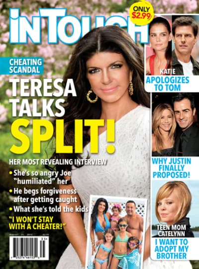Teresa Giudice Talks Split