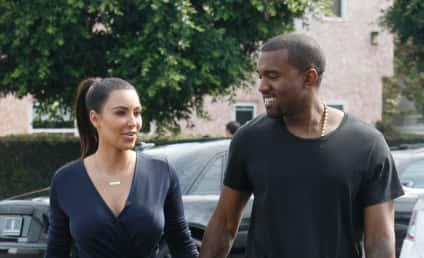Kanye West to Kim Kardashian: Call Me, Definitely!
